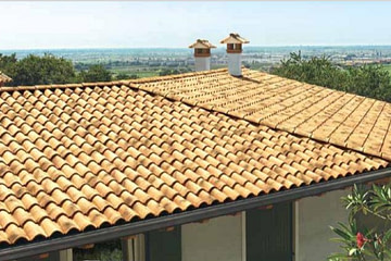 European Clay Roofing Tiles